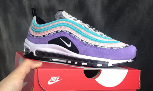 Nike Air Max 97 Have a nike day 葫芦兄弟紫色